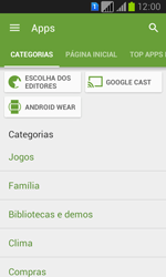 Como baixar aplicativos - Samsung Galaxy Win - Passo 6
