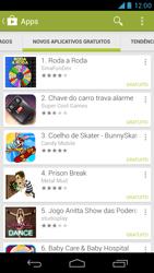 Como baixar aplicativos - Motorola Moto X (1ª Geração) - Passo 10
