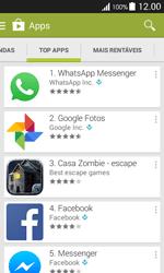 Como baixar aplicativos - Samsung Galaxy Ace 4 - Passo 8