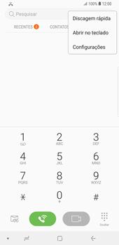 Como bloquear chamadas de um número específico - Samsung Galaxy S9 Plus - Passo 6