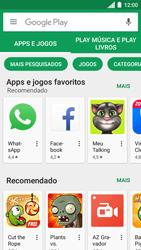 Como baixar aplicativos - Motorola Moto C Plus - Passo 6