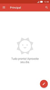 Como configurar seu celular para receber e enviar e-mails - Asus ZenFone Go - Passo 7