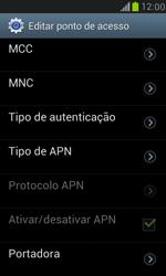 Como configurar a internet do seu aparelho (APN) - Samsung Galaxy S III Mini - Passo 11