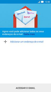Como configurar seu celular para receber e enviar e-mails - Asus ZenFone Go - Passo 6
