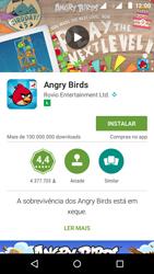 Como baixar aplicativos - Motorola Moto E (2ª Geração) - Passo 16