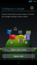 Como ativar seu aparelho - Motorola Moto X (1ª Geração) - Passo 7