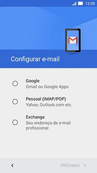 Como configurar seu celular para receber e enviar e-mails - Asus ZenFone Go - Passo 8