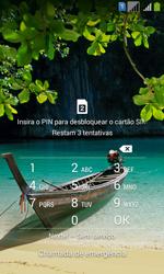 Como configurar pela primeira vez - Samsung Galaxy Core Plus - Passo 3