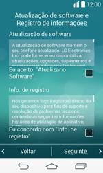 Como ativar seu aparelho - LG F60 - Passo 10