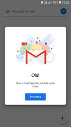 Como configurar seu celular para receber e enviar e-mails - Samsung Galaxy J2 Prime - Passo 14