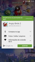 Como baixar aplicativos - Samsung Galaxy J2 Duos - Passo 17