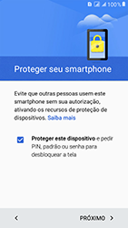Como configurar pela primeira vez - Samsung Galaxy J2 Prime - Passo 13