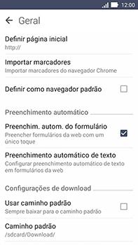 Como configurar a internet do seu aparelho (APN) - Asus ZenFone Go - Passo 28