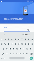 Como configurar seu celular para receber e enviar e-mails - Lenovo Vibe K6 - Passo 13