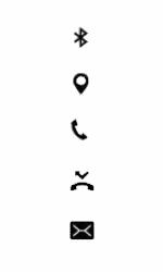 Explicação dos ícones - Samsung Galaxy J1 - Passo 11
