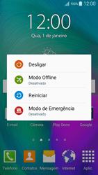 Como configurar a internet do seu aparelho (APN) - Samsung Galaxy A5 - Passo 27
