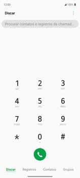 O celular não faz chamadas - LG K62+ - Passo 11