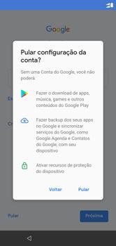 Como ativar seu aparelho - Motorola One - Passo 12