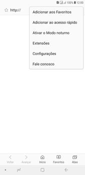 Como configurar a internet do seu aparelho (APN) - Samsung Galaxy J4+ - Passo 22