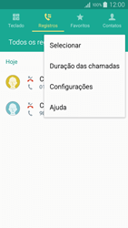 Como bloquear chamadas de um número específico - Samsung Galaxy A5 - Passo 5