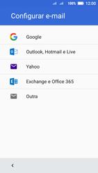 Como configurar seu celular para receber e enviar e-mails - Lenovo Vibe C2 - Passo 7