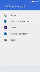 Como configurar seu celular para receber e enviar e-mails - Asus ZenFone 2 - Passo 8