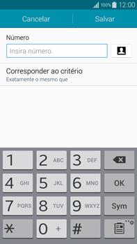 Como bloquear chamadas de um número específico - Samsung Galaxy Note - Passo 10