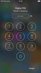 Como configurar a internet do seu aparelho (APN) - Apple iPhone 7 - Passo 16