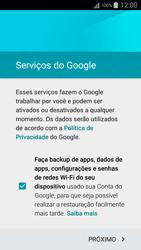 Como configurar seu celular para receber e enviar e-mails - Samsung Galaxy A5 - Passo 14