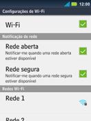 Como configurar uma rede Wi-Fi - Motorola Master - Passo 6