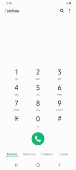 O celular não faz chamadas - Samsung Galaxy S20 Plus 5G - Passo 12