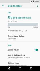 Como configurar a internet do seu aparelho (APN) - Motorola Moto X4 - Passo 5
