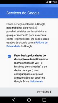 Como configurar seu celular para receber e enviar e-mails - LG G5 Stylus - Passo 14