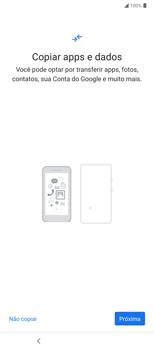 Como ativar seu aparelho - LG Velvet 5G - Passo 5