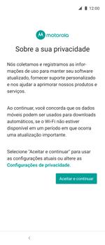 Como ativar seu aparelho - Motorola One Action - Passo 11