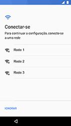 Como ativar seu aparelho - Motorola Moto X4 - Passo 7