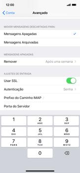 Como configurar seu celular para receber e enviar e-mails - Apple iPhone XR - Passo 25