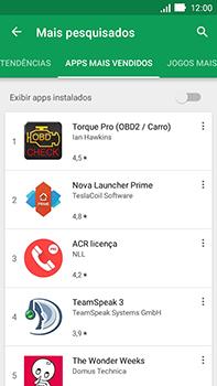 Como baixar aplicativos - Asus ZenFone Go - Passo 9