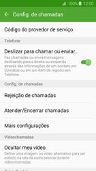 Como bloquear chamadas de um número específico - Samsung Galaxy J2 Duos - Passo 6