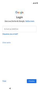 Como configurar pela primeira vez - Motorola One Vision - Passo 11