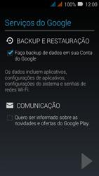 Como configurar seu celular para receber e enviar e-mails - Huawei Y3 - Passo 12