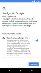 Como configurar seu celular para receber e enviar e-mails - Google Pixel 2 - Passo 11