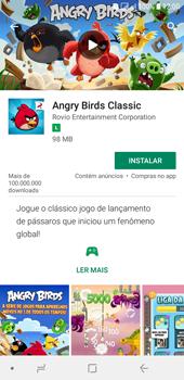 Como baixar aplicativos - Samsung Galaxy J6 - Passo 15