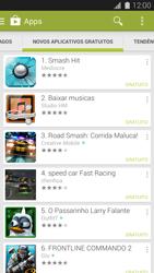 Como baixar aplicativos - Samsung Galaxy S5 - Passo 11