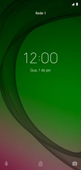 Como reiniciar o aparelho - Motorola Moto G7 Play - Passo 4