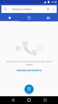 O celular não faz chamadas - Motorola Moto G5s Plus - Passo 16