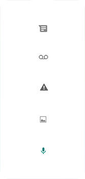Explicação dos ícones - Motorola Moto G7 - Passo 42