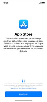 Como baixar aplicativos - Apple iPhone XR - Passo 3
