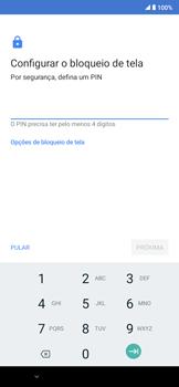 Como ativar seu aparelho - Motorola Moto E6 Plus - Passo 10