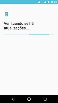Como atualizar o software do seu aparelho - Motorola Moto Z2 Play - Passo 6